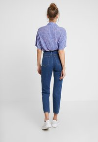 Abrand Jeans - A '94 HIGH  - Jeans Slim Fit - dark-blue denim - 2