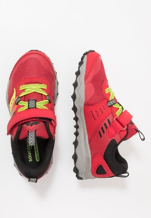 PEREGRINE - Trainers - red