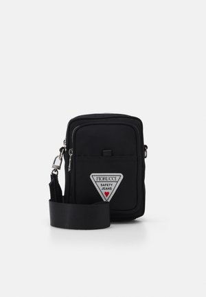 CROSS BODY BAG UNISEX - Borsa a tracolla - black