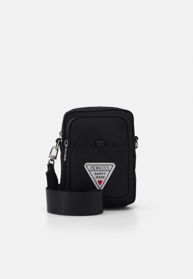 CROSS BODY BAG UNISEX - Schoudertas - black