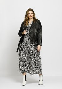 No.1 by Ox - Leather jacket - black - 1