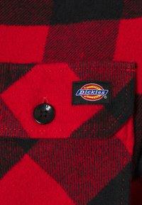 Dickies - NEW SACRAMENTO - Shirt - red - 5