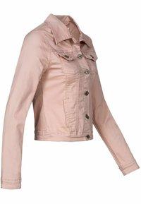 Hailys - HYSENNY - Denim jacket - rose - 1