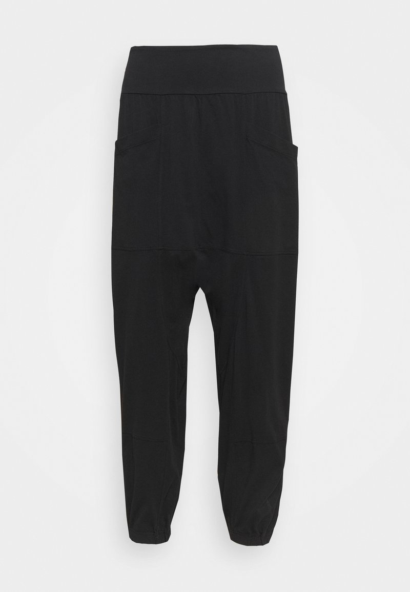 Deha - RELAXED YOGA PANTS - Tracksuit bottoms - black