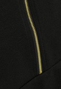 Whistles - PONTE PEPLUM SKIRT - Mini skirt - black - 2