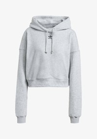 HOODIE - Sweat à capuche - light grey heather