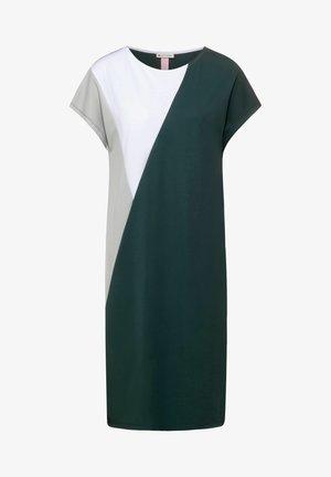 Jersey dress - grün