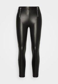 ONLY Petite - ONLTIA MIA  - Leggings - black - 3