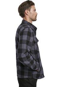 Brandit - Denim jacket - black/grey - 3