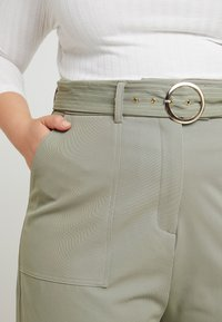 River Island Plus - Trousers - khaki - 4