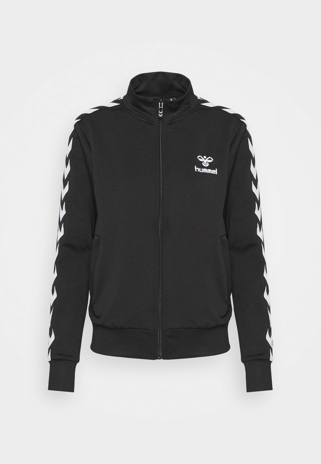 NELLY ZIP JACKET - Treningsjakke - black