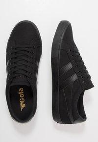 Gola - VARSITY VEGAN - Sneakers basse - black - 1