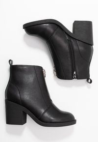 Even&Odd Wide Fit - WIDE FIT - Ankle boots - black - 3