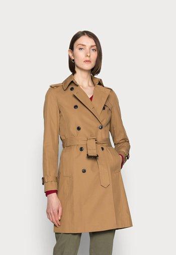 BLEND - Trenchcoat - brown