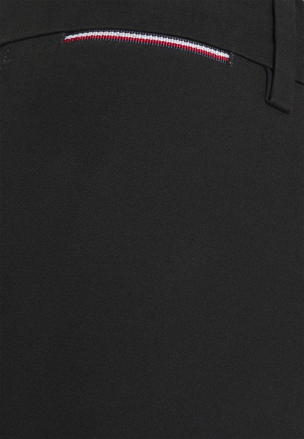 Tommy Hilfiger BROOKLYN - Szorty - black/czarny Odzież Męska VQKF