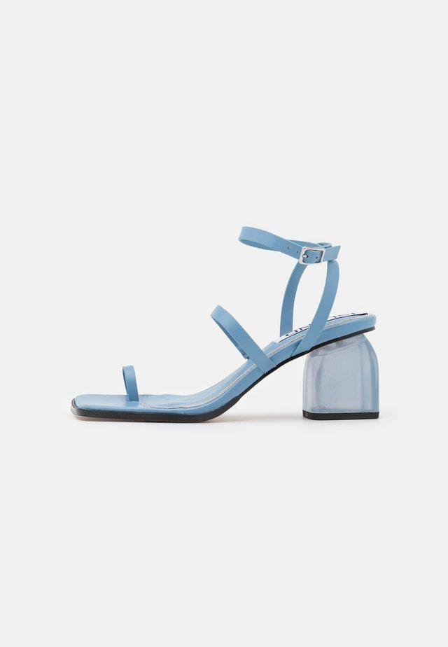 Sandalen - blue