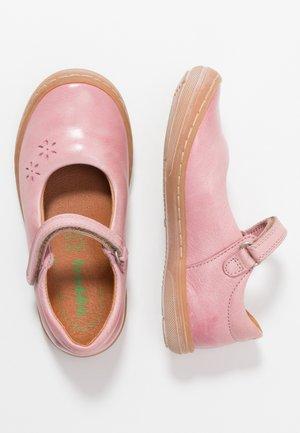 MARI MEDIUM FIT - Ballerina's met enkelbandjes - pink