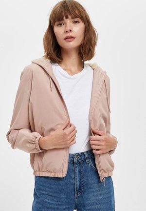 Light jacket - bordeaux