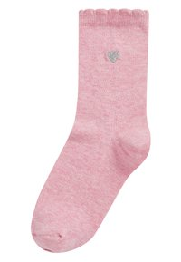 Next - 7 PACK HEART EMBROIDERED - Socks - multi-coloured - 2