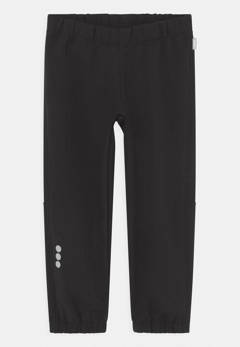 Reima - OIKOTIE UNISEX - Outdoorové kalhoty - black