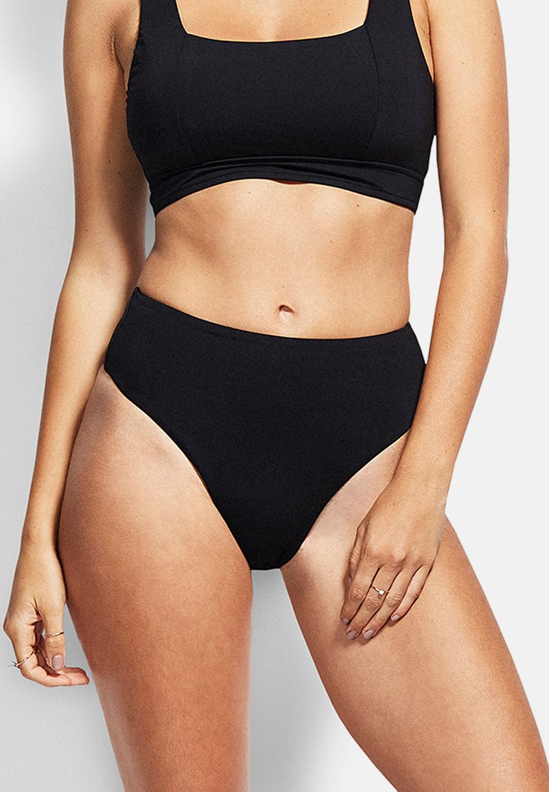Seafolly - ACTIVE - Bikini bottoms - black