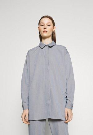 NESSA SHIRT - Overhemdblouse - blue