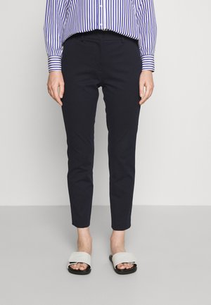ZANNA - Trousers - navy