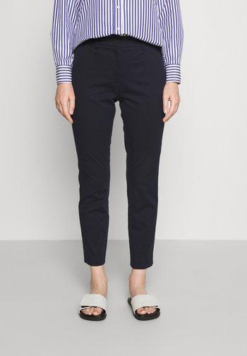 ZANNA - Pantalon classique - navy