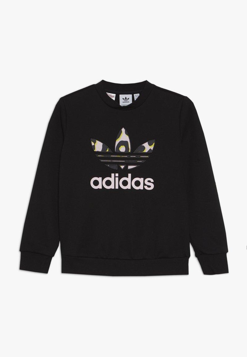 adidas Originals - CREW - Sweatshirt - black