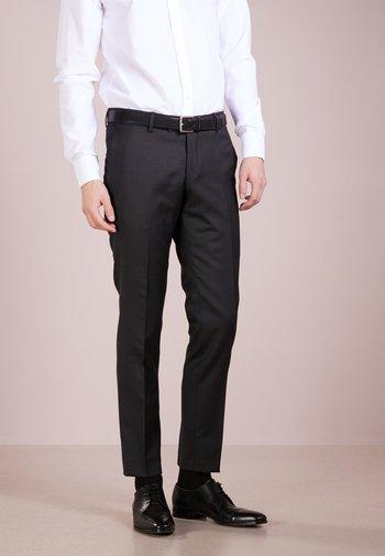 GORDON - Pantalon de costume - iron gate