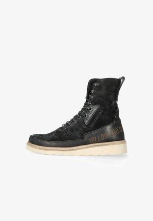 STIEFEL WINGS 5-C - Sneakers hoog - schwarz