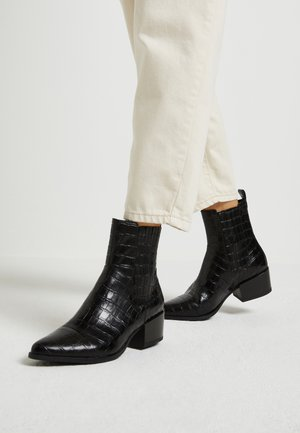 MARJA - Classic ankle boots - black