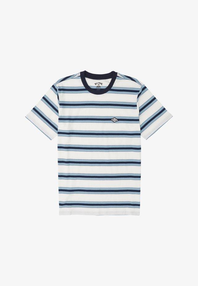 DIE CUT  - Print T-shirt - snow