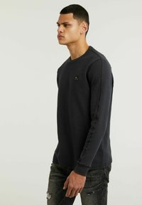 CHASIN' - FIBRE - Long sleeved top - black - 2