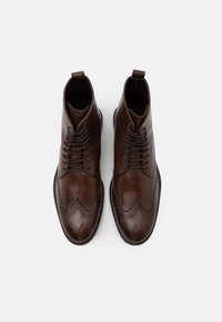 Zign - Lace-up ankle boots - brown - 3