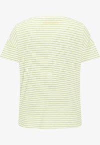 Frieda & Freddies - Print T-shirt - green island - 1