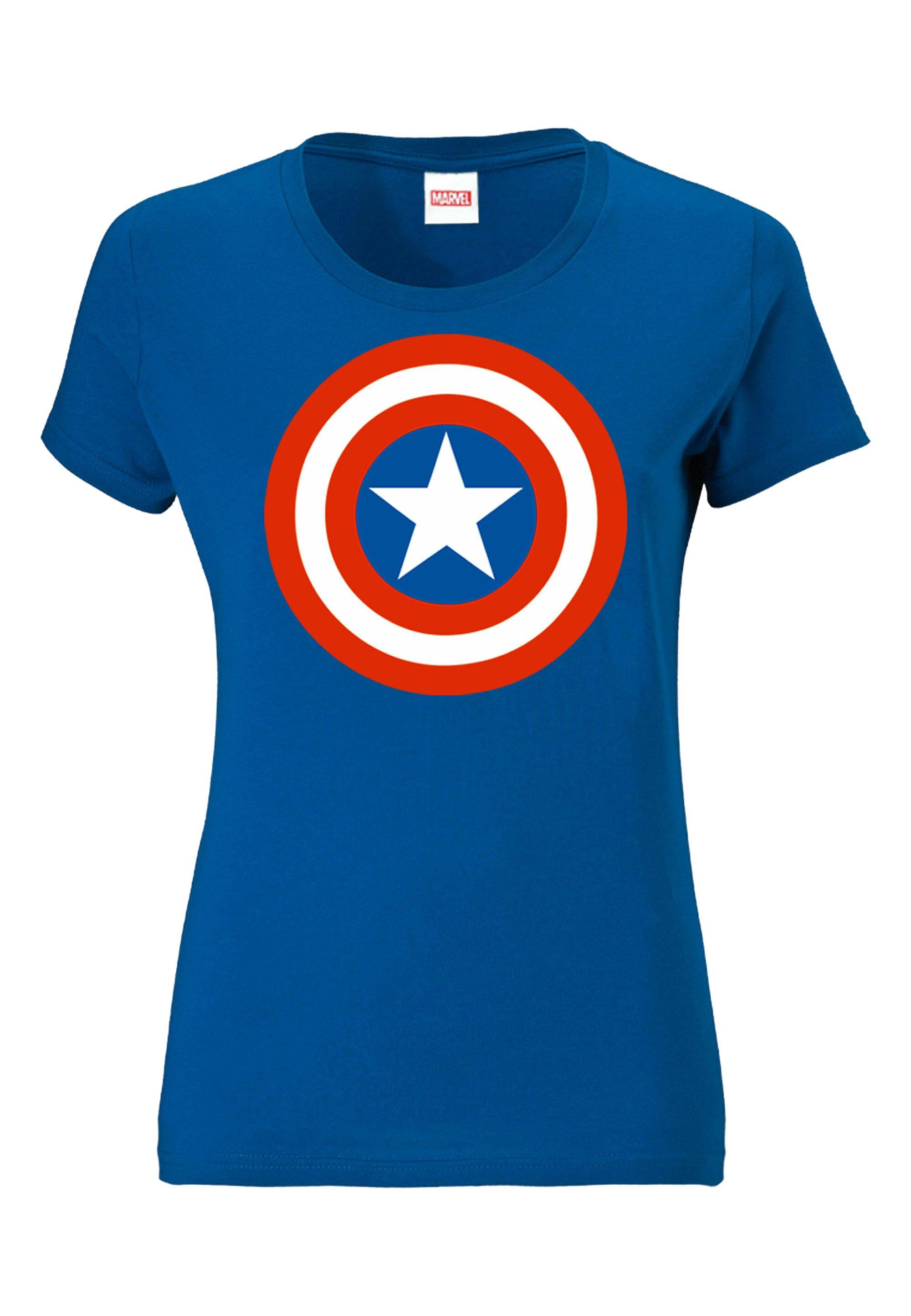 Damen MARVEL COMICS CAPTAIN AMERICA - T-Shirt print