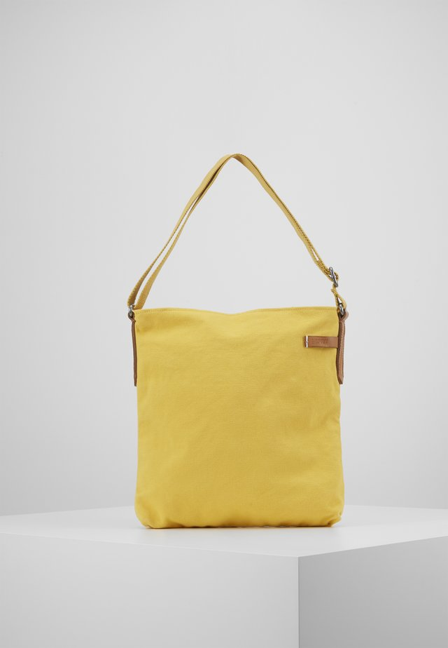 ROWENASHLBG - Handbag - yellow