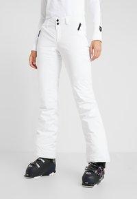 Bogner Fire + Ice - FELI - Spodnie narciarskie - white - 0
