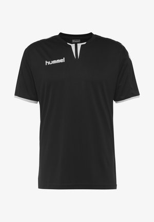 CORE - T-shirt imprimé - black