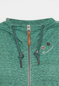 Ragwear - PAYA - Zip-up sweatshirt - green - 2