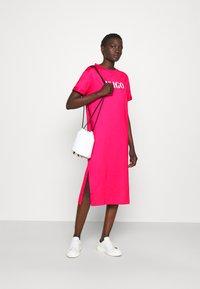 HUGO - NAILY - Maxi dress - bright pink - 1