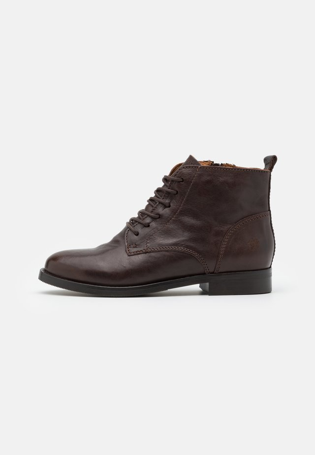 DEMI - Boots à talons - testa di moro