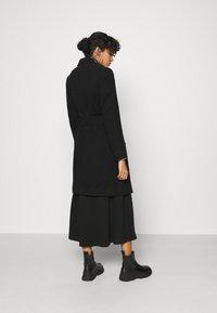 Vero Moda - VMCALAHOPE JACKET - Short coat - black - 2