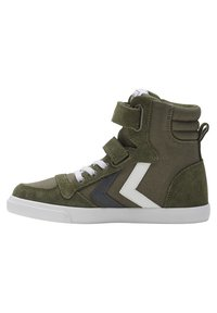 Hummel - High-top trainers - olive night - 5