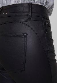 TOM TAILOR DENIM - JONA - Jeans Skinny Fit - black denim - 5