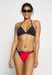 Tommy Hilfiger - Bikini bottoms - pitch blue - 1