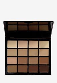 Nyx Professional Makeup - PRO FOUNDATION PALETTE - Palette pour le visage - - - 0