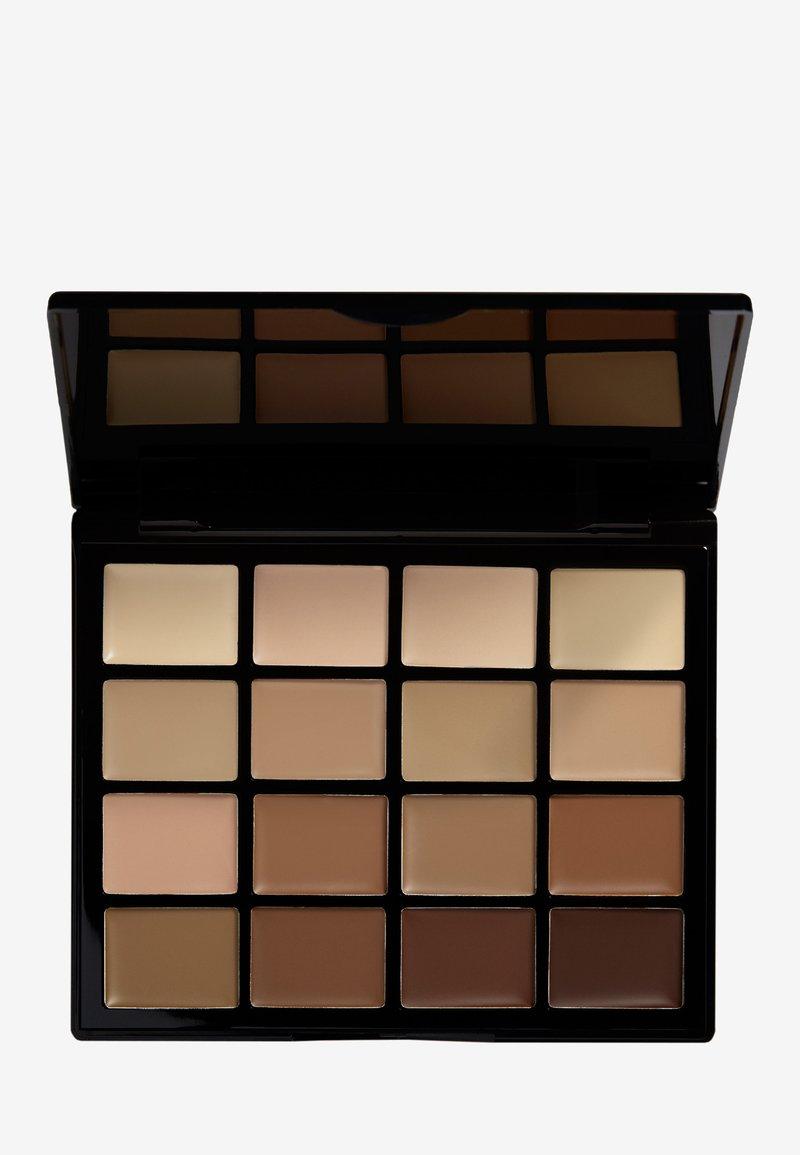 Nyx Professional Makeup - PRO FOUNDATION PALETTE - Palette pour le visage - -
