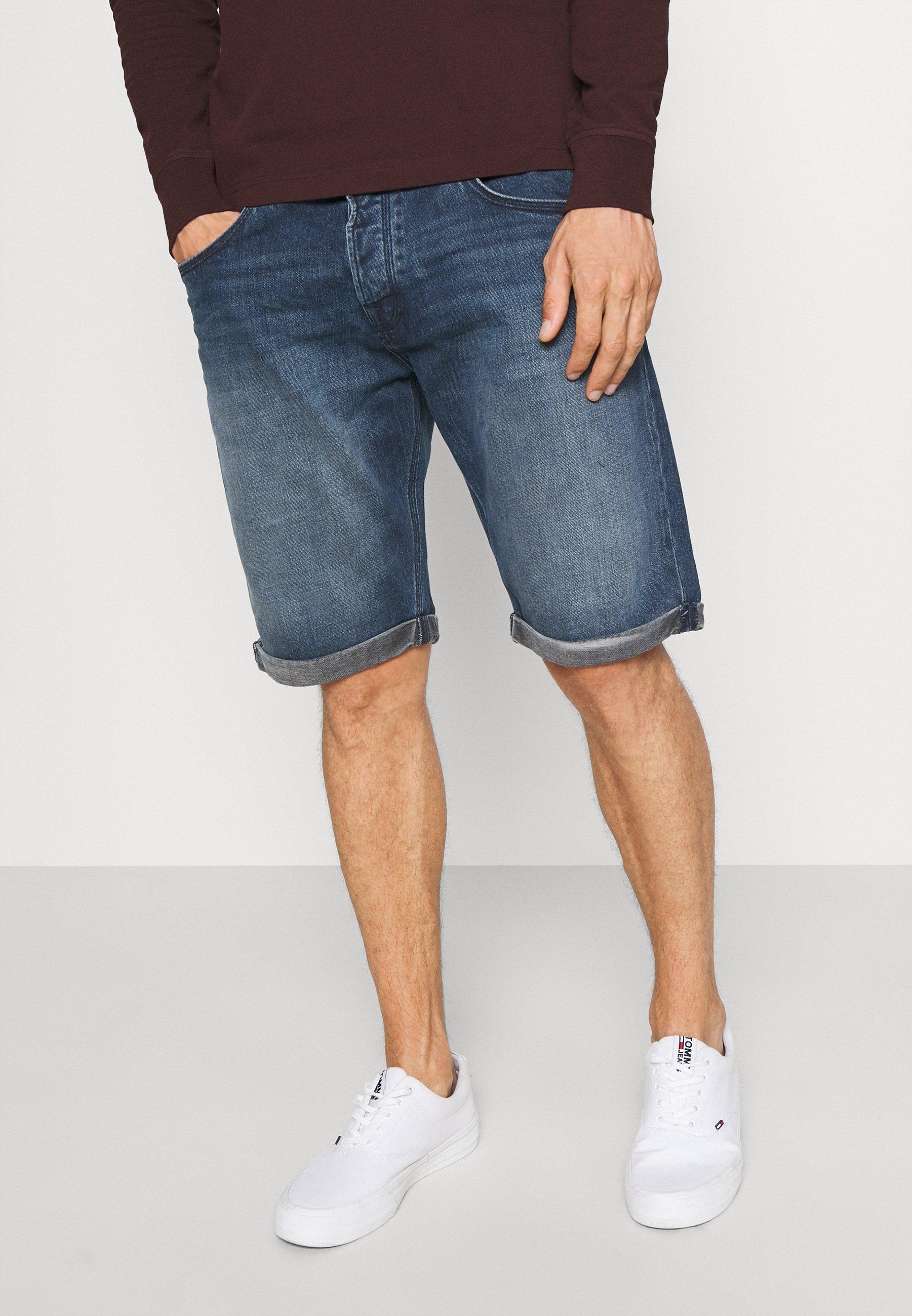 Herrer CORVIN - Jeans Short / cowboy shorts